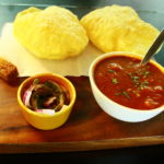 Authentic Chole Bhature   Delhi Belly   Indian Restaurant   Christchurch, New Zealand   Taste from the Streets of India   Street Food